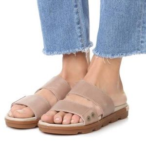 Sorel Sandals. NWT.
